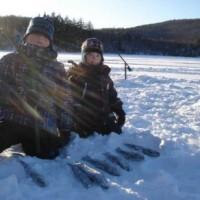 Forfait pêche blanche et Découverte Nature